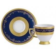 Фарфор Royal Gold - Чашки Еspresso Кобальт (12 Единиц) от Цептер