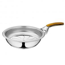 Сковорода 2.0 л, 24 см., зеркальная полировка, без крышки от Цептер