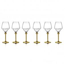 Фужеры для белого вина Волшебная Гармония - 6шт. LS-023-1-DG
