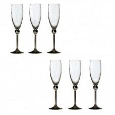 Волшебная Гармония - фужеры для шампанского LS-022-3