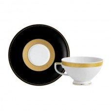 Фарфор Black & White - Кофейный набор Дополнение Черно-Белые (12 Единиц) от Цептер