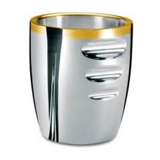Ведерко для льда Ла Перле - с золотым декором от Цептер