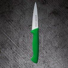 Нож для чистки овощей - Professional c зеленой ручкой