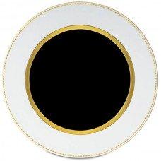 Фарфор Black & White - Подставки под тарелки 32 cм. Черно-Белые ( 6 Единиц ) от Цептер