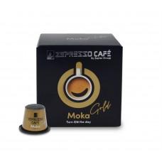 Кофе Zepresso Cafe Moka Gold (1 Упаковка /10 Капсул)