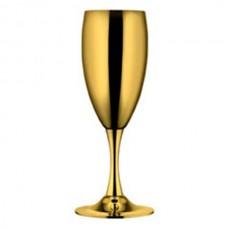 Фужеры для шампанского Ла Перле 6 шт - позолоченные от Цептер