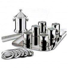 Мини набор Кинг - серебряное покрытие от Цептер