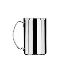 Набор из 6 шт стаканов для чая с ручкой - посеребренный от Цептер