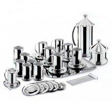 Набор Тайга - серебряное покрытие от Цептер