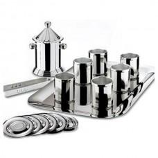 Набор Кинг - серебряное покрытие от Цептер