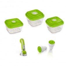 Комплект Vacsy Mini - зеленый