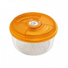 Стеклянный контейнер круглый 2,6л VG-012-23
