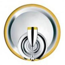 Набор бокалов Ла Перле - с серебряным покрытием и золотым декором от Цептер