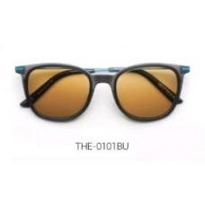 Фуллереновые очки Tesla Hyperlight Eyewear, Model 5355, Голубые
