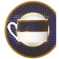 Дополнение к кофейному сервизу КОБАЛЬТ РОЯЛ 12 предметов от Цептер