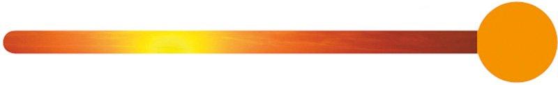 свойства оранжевого цвета